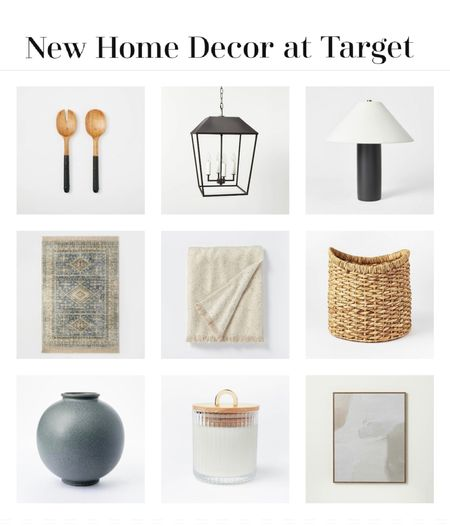 Prettiest new home decor pieces from Target. Vases, light fixtures, baskets and I especially love this boucle throw blanket!   #LTKhome #LTKunder100 #LTKstyletip