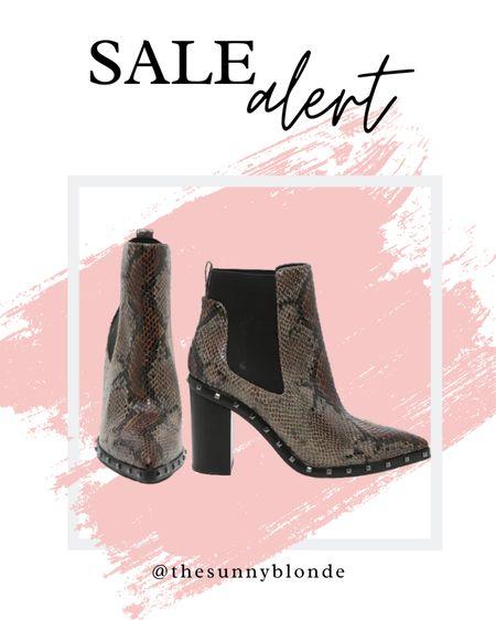 Sale alert! Fall bootie edition 🍂  #LTKstyletip #LTKSeasonal #LTKunder100