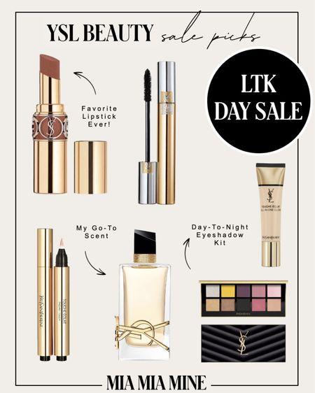 LTK Day sale picks- take 30% off at YSL beauty with code LTKLOVE  #LTKbeauty #LTKsalealert #LTKDay