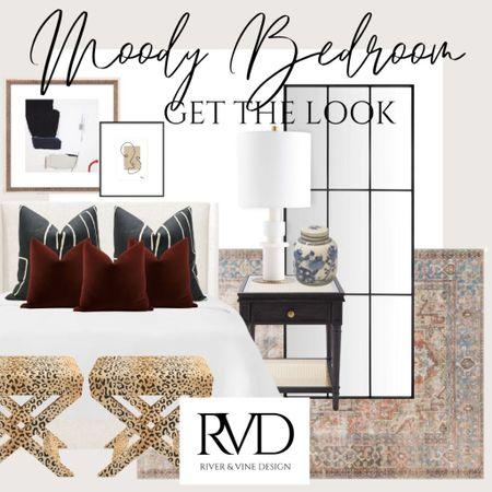 Bringing all the moody fall favorites in this cozy merlot based bedroom 🍷  #interiordesign #ideas #decoration #homeinspo #interiorstylist #interiordesire #instahome #instadesign #instahomedecor #modernglam #whitedecor #saffron   #LTKhome #LTKstyletip #LTKunder50