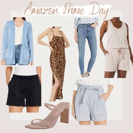 http://liketk.it/3i1N6 #liketkit @liketoknow.it #LTKsalealert Amazon Prime Day, Prime Day 2021, Amazon Fashion, Found it On Amazon, Amazon, Amazon Finds, Summer Styles, Summer Outfit, Casual Outfit, Cute styles, effortless styles, trendy styles, vacation outfits, maxi dress, look for less, summer dress, linen shorts, romper, high rise jeans, summer cardigan, light cardigan, women's stretch shorts, two strap high heel