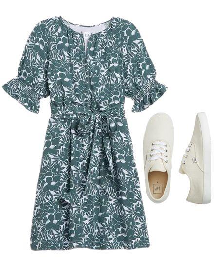 Cutest dress and shoe combo ever! http://liketk.it/2Tokt #liketkit @liketoknow.it #LTKunder50 #LTKspring #LTKshoecrush