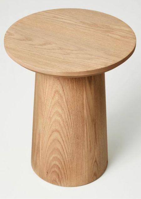 Wood pedestal. Modern home.   #LTKhome #LTKsalealert #LTKstyletip