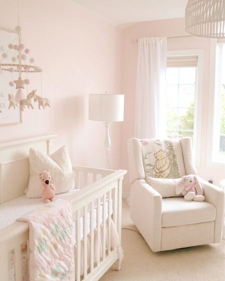http://liketk.it/2YNUh #nurserydecor #girlnursery   #LTKhome #LTKfamily @liketoknow.it.family @liketoknow.it.home Shop your screenshot of this pic with the LIKEtoKNOW.it shopping app #liketkit @liketoknow.it