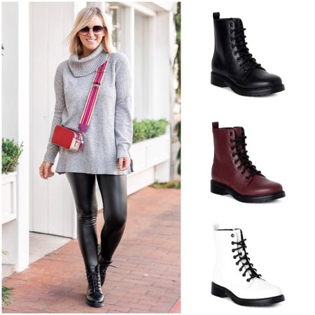 Comfiest $20 boots for fall are back this year in 3 colors.   #LTKshoecrush #LTKSeasonal #LTKunder50