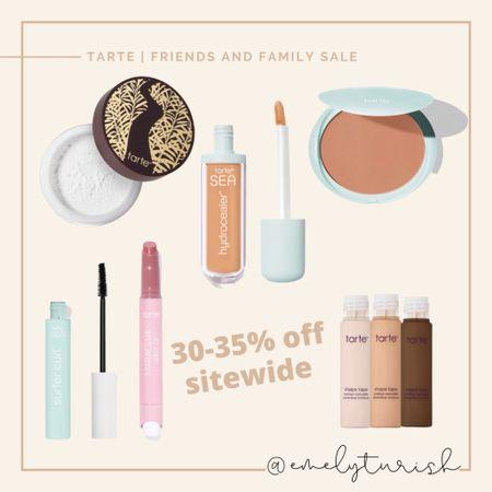 Fave Tarte products currently on sale!   #LTKunder50 #LTKbeauty #LTKsalealert