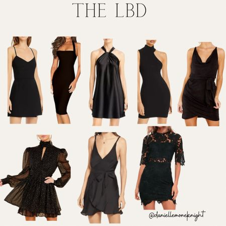 When you head out for dinner, what's you're go to! When I want to keep it simple I'm all about the little black dress! So I've shared my some great options   #LTKsalealert #LTKwedding #LTKstyletip