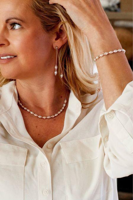 Dainty jewelry. Amazing quality on these! Excellent price.   #LTKunder50 #LTKstyletip #LTKbeauty