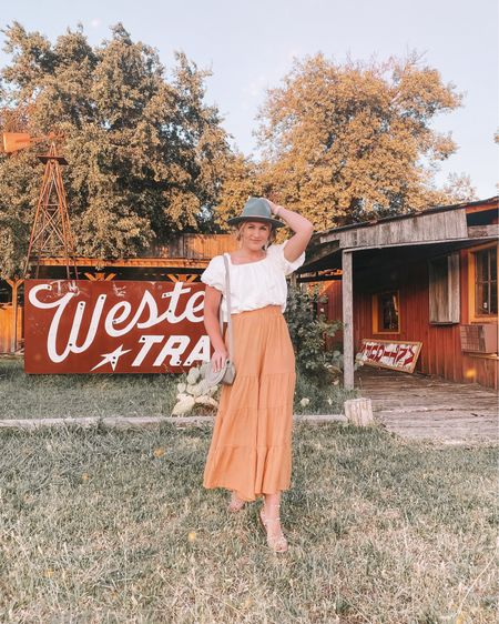 giddy on up, giddy on out 🤠🐴  . . I'm obsessed with this boho look from @chicwish! The pants are so cute but SO COMFY at the same time - great for a travel ootd and come in multiple colors! The crop top can be worn on or off the shoulder + it comes with removable pearl straps. I linked everything with @liketoknow.it  here 👉🏼 http://liketk.it/3ip9O #liketkit
