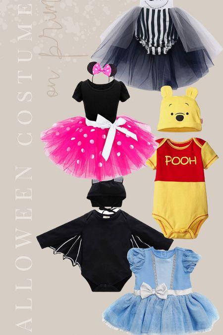 Amazon Fashion. Baby girl Halloween costumes  on prime!  #LTKkids #LTKSeasonal #LTKunder50