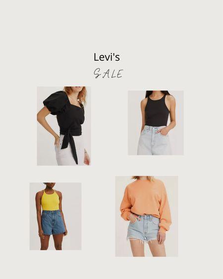 Levi's Sale http://liketk.it/3jLmw @liketoknow.it #liketkit #LTKsalealert #LTKunder100 #LTKstyletip Screenshot this pic to get shoppable product details with the LIKEtoKNOW.it shopping app