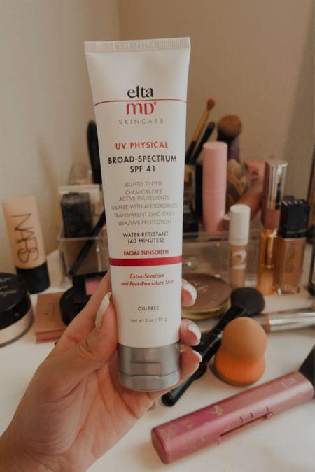Facial sunscreen / sunscreen for melasma / skincare / affordable skincare