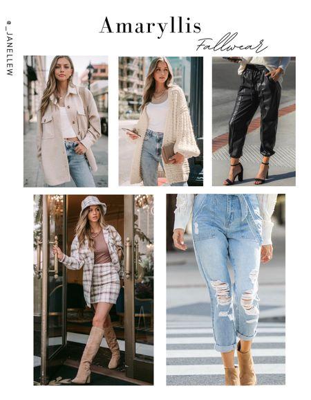 #sweater #oversized #jeans #denim #joggers #leather #faux #skirt #shacket #puffsleeve #falloutfit #falltime #fallwear #autumnvibes #autumn #autumnoutfit  #LTKSeasonal #LTKGiftGuide #LTKHoliday
