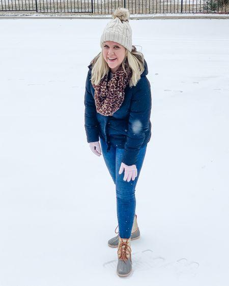 Snow day outfit ❄️ ⛄️ http://liketk.it/39o2V #liketkit @liketoknow.it