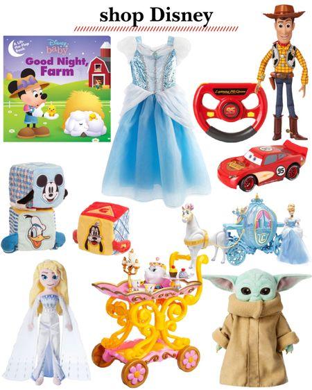 Disney toys. Disney gift guide for kids. #liketkit http://liketk.it/31rth @liketoknow.it #LTKgiftspo #LTKunder50 #LTKkids