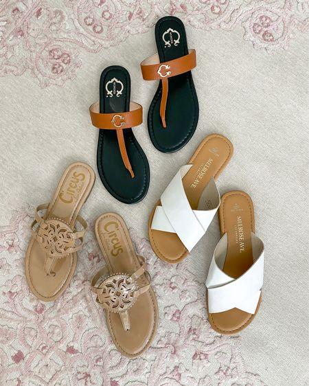 Bestselling Walmart sandals all under $35!    http://liketk.it/3i0l5 #liketkit @liketoknow.it #LTKshoecrush #LTKunder50