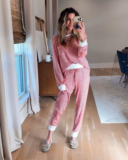 Target cozy pajamas!😍😁     #LTKunder50 #LTKGiftGuide #LTKHoliday