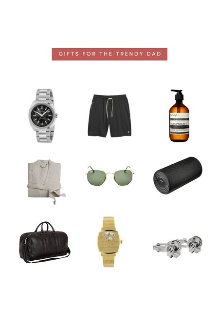 Father's Day Gifts for the trendy dad!   #LTKmens #LTKDay #LTKSeasonal