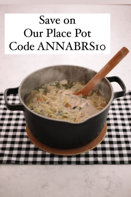 save on our place perfect pot with code ANNABRS10 #anna_brstyle  #LTKsalealert
