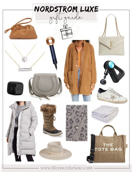 Some generous gift ideas for the special women in your lives! Loving these picks from Nordstrom!!   #LTKHoliday #LTKGiftGuide #LTKstyletip
