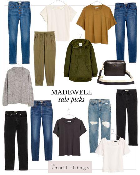 Madewell favorites