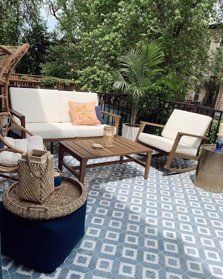 Patio furniture http://liketk.it/3gBaF #liketkit @liketoknow.it #LTKsalealert #LTKhome #LTKunder50