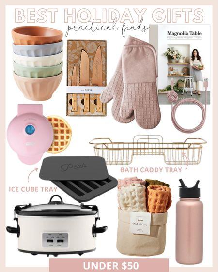 Best practical find holiday gifts under $50 for him or her!!  #LTKunder50 #LTKHoliday #LTKGiftGuide