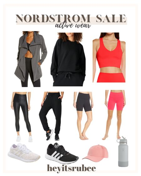 N-sale activewear picks! #nordstrom Shop your screenshot of this pic with the LIKEtoKNOW.it shopping app #LTKsalealert #LTKfit #LTKstyletip http://liketk.it/3jOQo #liketkit @liketoknow.it #nsale #nordstrom