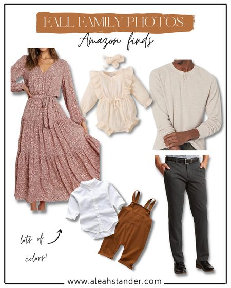 Coordinating family outfits for pictures fall, fall family pictures outfits, fall family pictures outfits 2021, fall family portraits, fall family photo outfits color combos, family outfits for pictures, amazon family photo outfits, amazon family photo outfits fall   #LTKkids #LTKbaby #LTKSeasonal