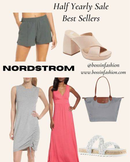 Shop some of my fav best sellers from Nordstrom half yearly sale! I love dresses right now with a nice slip on heel. I am so into comfort right now. #nordstrom #nordstromsale #halfyearlysale #maxidress #comfy #shorts #LTKsalealert #LTKstyletip #LTKshoecrush @liketoknow.it.family You can instantly shop my looks by following me on the LIKEtoKNOW.it shopping app http://liketk.it/3gH2m #liketkit @liketoknow.it