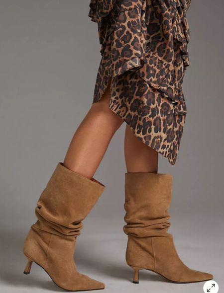 Fall slouchy boots   #LTKSeasonal #LTKshoecrush