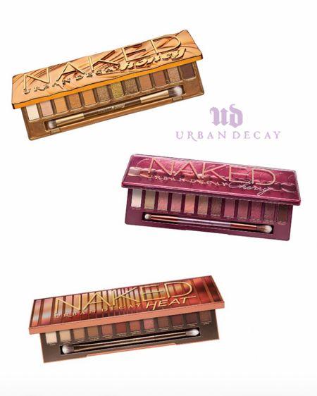 Urban Decay has the best eyeshadow palettes! http://liketk.it/31Yzi #liketkit @liketoknow.it #LTKbeauty #LTKunder50 #LTKsalealert