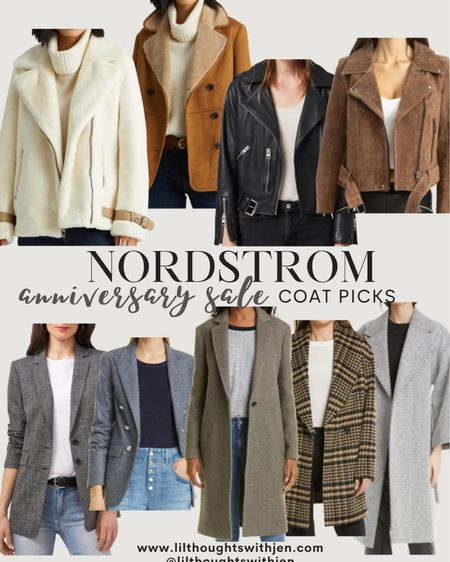Nordstrom anniversary sale - coat picks!! The best time to invest in costs for the colder months ahead. They're expensive but they are an investment that will last you season after season. http://liketk.it/3jL3g #liketkit @liketoknow.it #LTKworkwear #LTKsalealert #LTKstyletip