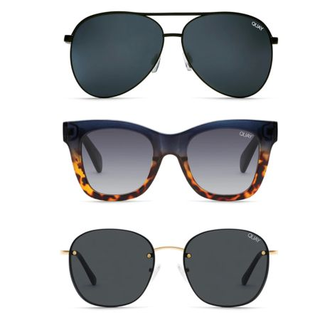 Quay sunglasses select styles 2 for $40