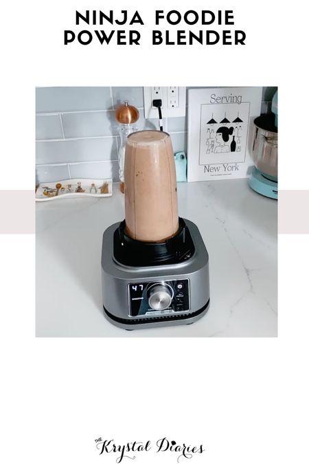 My new favorite affordable blender   Blender + smoothie maker + kitchen appliances   #LTKhome