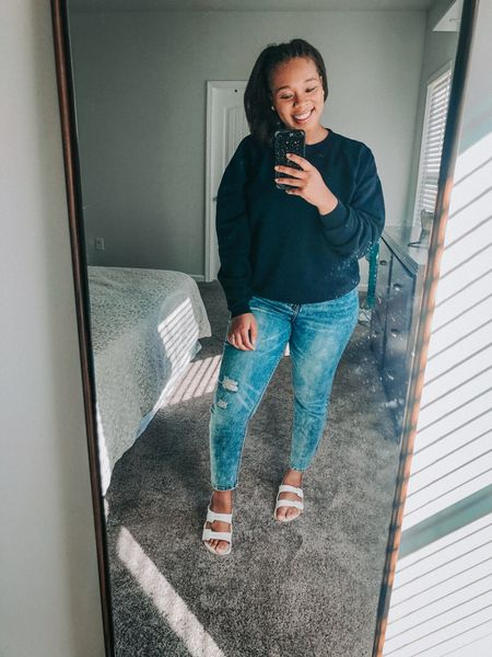 I got this beautiful wooden frame floor mirror from Target and I absolutely love it! Shop your screenshot of this pic with the LIKEtoKNOW.it shopping app @liketoknow.it.brasil @liketoknow.it.europe @liketoknow.it.family @liketoknow.it.home @liketoknow.it http://liketk.it/31G8K #liketkit