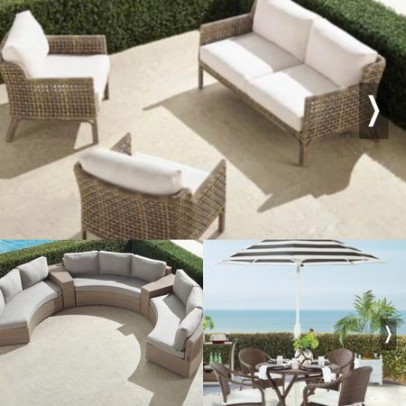 Comfort and stylish. Save big today to shop  these outdoor patio furniture sets that will transform your backyard to an oasis.   #LTKsalealert