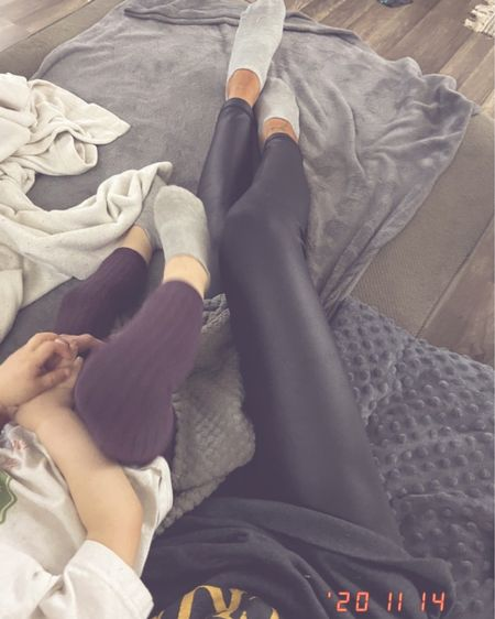 Faux leather leggings Heated blanket electric blanket winter ootd loungewear winter style casual style   @liketoknow.it #liketkit http://liketk.it/32VRo #LTKgiftspo #LTKunder50 #StayHomeWithLTK @liketoknow.it.family @liketoknow.it.home Shop your screenshot of this pic with the LIKEtoKNOW.it shopping app