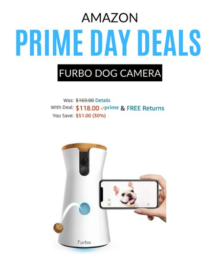 Amazon prime day is HERE and Furbo dog cameras are on mega sale! http://liketk.it/3i4jP #liketkit @liketoknow.it #LTKsalealert #LTKfamily #LTKhome