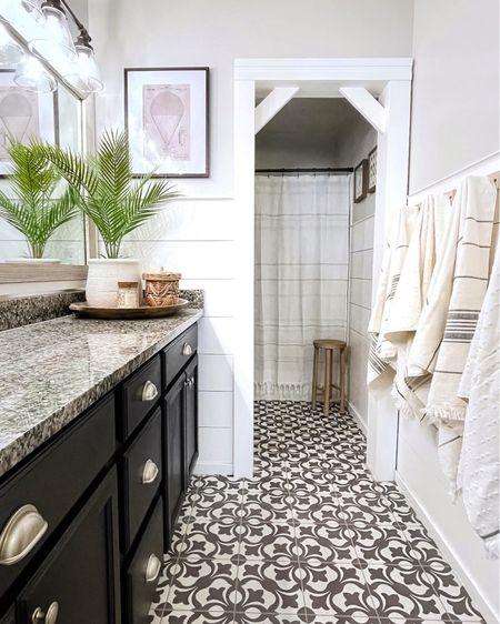 http://liketk.it/3fjYj Bathroom makeover @liketoknow.it @liketoknow.it.home @liketoknow.it.family #liketkit #LTKhome #LTKfamily #LTKkids