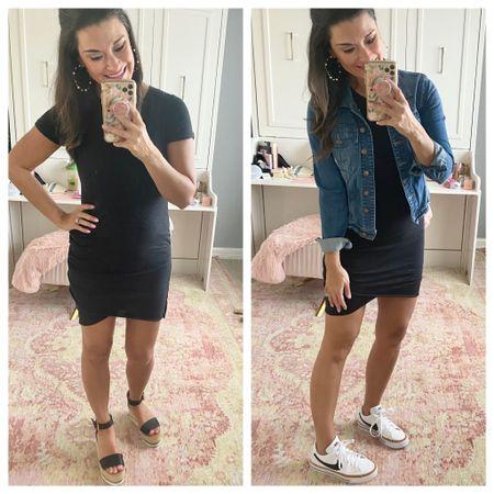 How to wear a black dress http://liketk.it/39XLN #liketkit @liketoknow.it