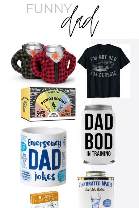 funny dad. gift guide    #LTKGiftGuide #LTKmens #LTKHoliday