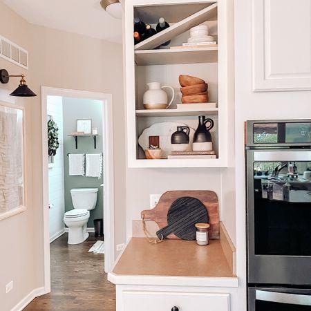 Kitchen shelf Items http://liketk.it/2Xx9Y #liketkit @liketoknow.it #LTKhome #LTKunder100 #LTKunder50