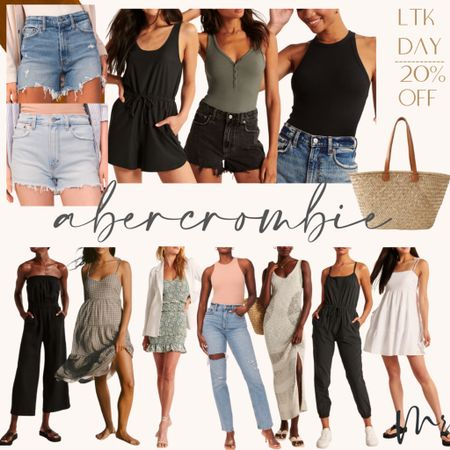 http://liketk.it/3hkyJ #liketkit @liketoknow.it #LTKDay #LTKsalealert #LTKunder100 LTK Day… 20% off Abercrombie #ltkday #summeroutfits #summerdresses #denimshorts #abercrombiesale