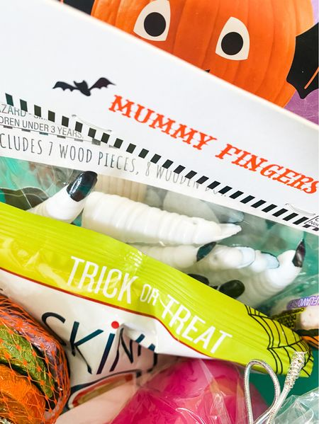 Boo baskets! I love these fun baskets to boo your neighbors, coworkers or friends!   #LTKfamily #LTKHoliday #LTKSeasonal