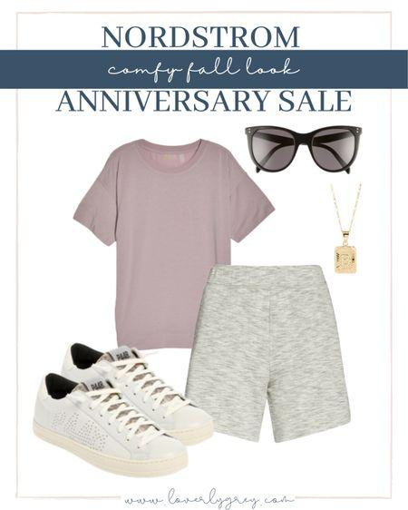 Loverly grey casual active wear look from the Nordstrom anniversary sale!   #LTKunder100 #LTKsalealert #LTKstyletip