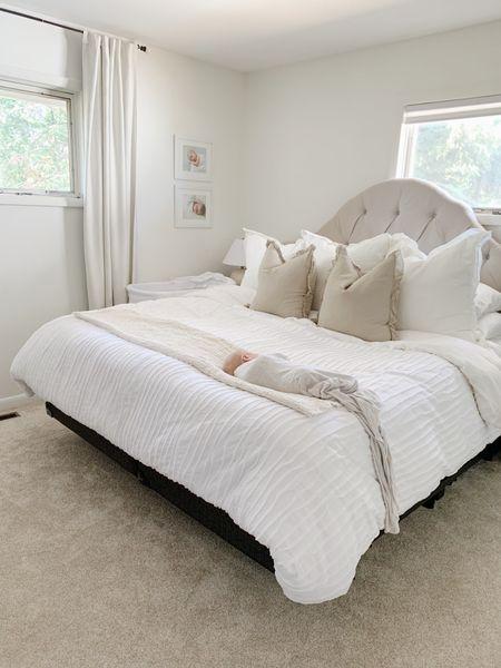 Neutral bedroom decor   #LTKhome