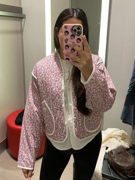Target quilted jacket   #LTKunder100 #LTKunder50