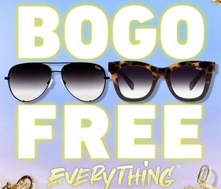 BOGO site wide!! My favorite sunglasses are linked below!  #LTKunder50 #LTKsalealert #LTKSpringSale