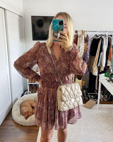 Cuuuute and versatile dress for fall that's under $100. Use code NIKKI15 to take 15% off.    #LTKsalealert #LTKSeasonal #LTKunder100
